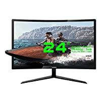 Gamemax Curved 24 Inch Monitor - GMX24C144