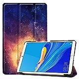 Kipo H¨¹lle Tasche f¨¹r Huawei MediaPad M6 8.4 2019 mit Auto Schlaf/Wach St?nderfunktion