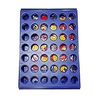 Sairis New Intelligent Game Toys The Three-dimensional Four-game Four Chess Five Children