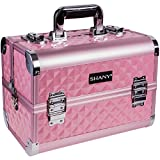Best Train Cases - Shany Fantasy Collection Makeup Artists Cosmetics Train Case Review