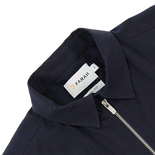 Farah - Chemise casual - Homme Bleu Marine