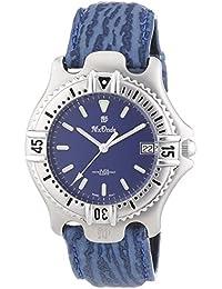 Mx Onda 32-6200-99 - Reloj de cuarzo para hombres, color azul