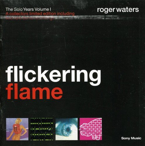 Flickering Flame-the Solo Years,Vol.1