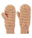 Barts Damen Handschuhe/Fausthandschuhe/Fäustlinge Jasmin Mitts apricot (515) 000