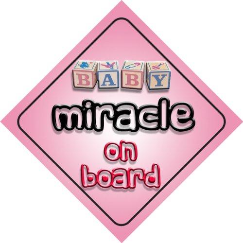B/éb/é Gar/çon Morgan fantaisie on Board Panneau de voiture Cadeau//cadeau pour nouveau//enfant nouveau-n/é