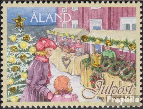 Prophila Collection Finnland - Aland 399 (kompl.Ausg.) 2014 Weihnachten (Briefmarken für Sammler) Weihnachten