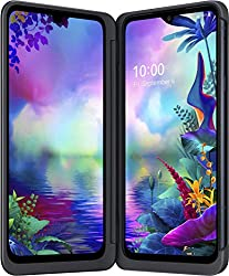 LG G8X Smartphone (16, 26 cm (6, 4 Zoll) OLED FHD+ Display, 128 GB interner Speicher, 6 GB RAM, IP68, Android 9.0) Aurora Black