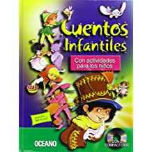Cuentos infantiles (+CD)