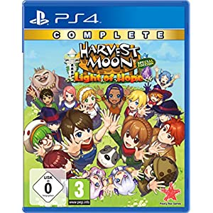 Harvest Moon Light of Hope Complete Special Edition [Playstation 4]