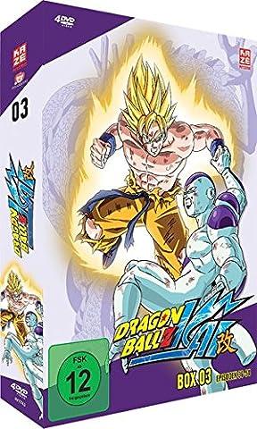 Dragonball Z Kai - Box 3 (Episoden 36-54) [4 DVDs]