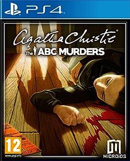 Agatha Christie ABC Murders (PS4) (B01A8HHNRM) | Amazon Products