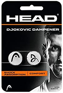 Head Djokovic Tennis Dampener Review 2018 from Head