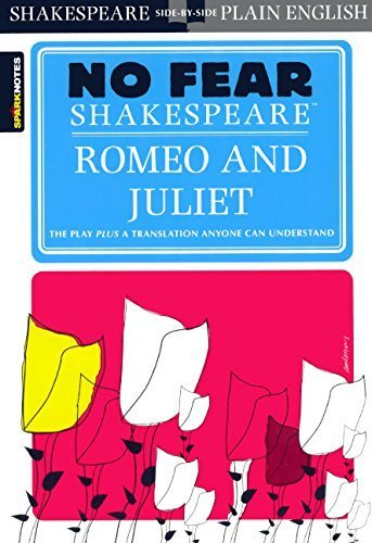 Romeo and Juliet (No Fear Shakespeare) (Sparknotes No Fear Shakespeare) by William Shakespeare (2003-04-05)