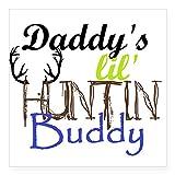 CafePress - Daddys Lil Huntin Buddy Sticker - Best Reviews Guide
