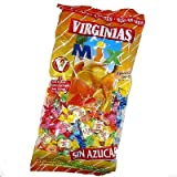Caramelos masticables Virginias Mix 0% Sin Azúcar 1kg
