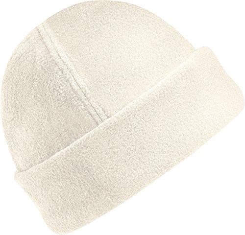 Beechfield Suprafleece ski chapeau ™ Off White (Seashell)