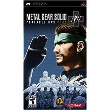 Konami Metal Gear Solid: Portable Ops Plus, PSP - Juego (PSP, PlayStation Portable (PSP), Acción / Aventura, Konami, 28/03/2008, T (Teen), ENG)