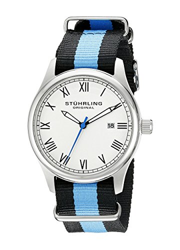 512S Ul3ZnL - Stuhrling Original Leisure Silver 522.01 watch