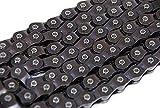 Vocal BMX halflink overlap chain 1/8in chains black