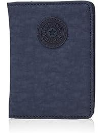 Kipling - PASS PORT - Cartera passport - Alaskan Blue - ( Azul)