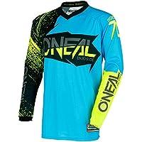 O'Neal Element Burnout MX Motocross Jersey Trikot Shirt Enduro Offroad Motorrad Cross Erwachsene, 0008