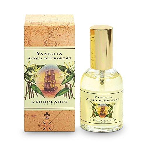 L'Erbolario Vanille Eau de Parfum, 1er Pack (1 x 50 ml)