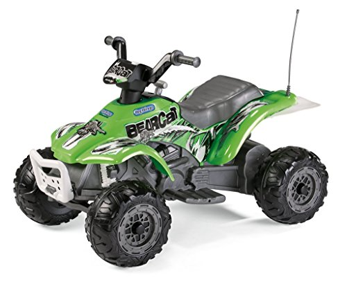 Peg Perego - Quad Off-Road Corral Bearcat Verde