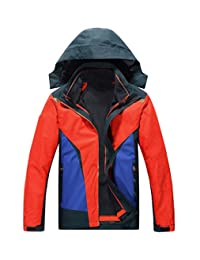 Herbst Und Winter Im Freien Wasserdicht Winddicht Jacken Klettern Anzüge  Warme Herren Jacke Jacke 241fe60bce
