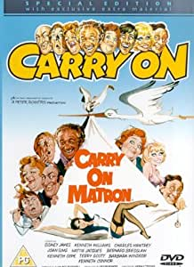 Carry On Matron (Special Edition) [DVD] [1972]