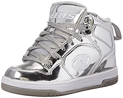 Heelys FLASH 2015 chrome silver 33
