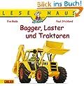 LESEMAUS, Band 79: Bagger, Laster und Traktoren