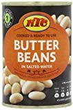 KTC Butter Beans 400 g (Pack of 12)