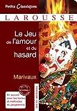 Le Jeu de l'amour et du hasard by Pierre Marivaux (de) (2011-02-09)