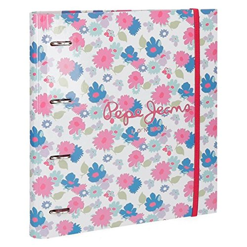 Cuaderno con anillas Pepe Jeans Kasandra