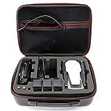 Hunpta@ Tasche Case für DJI MAVIC AIR Drone, Wasserdichte Portable Tragetasche Hülle Hartschalen Koffer für DJI MAVIC AIR Drone (Schwarz)
