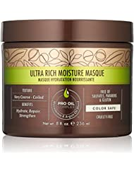 MACADAMIA PROFESSIONAL Ultra Rich Masque Hydratant 236 ml