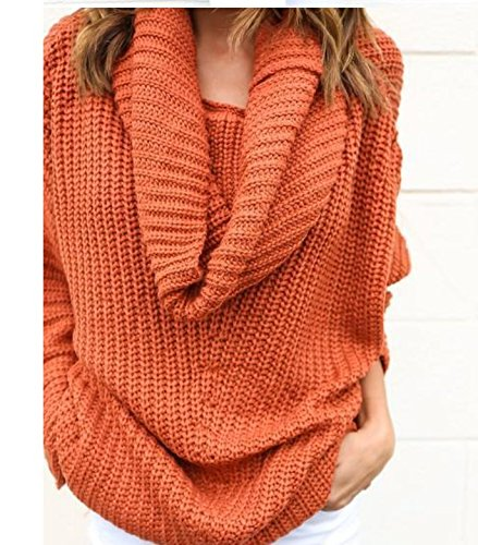 Fanessy - Gilet - Femme Orange