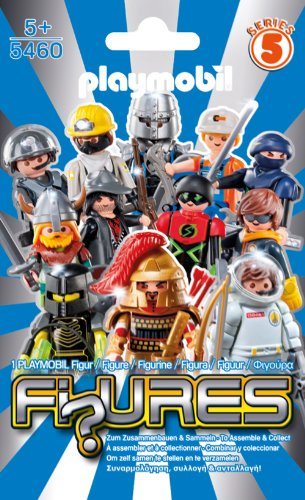 PLAYMOBIL 5460 - Serie 5 - Figures Boys