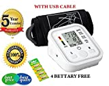 #4: Fastwell Digital Automatic Blood Pressure Monitor
