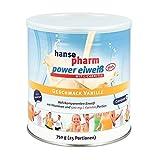 Hansepharm Power Eiweiss puls Vanille, 1er Pack (1 x 850 g)