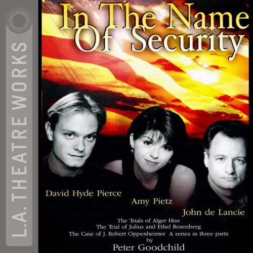 In the Name of Security  Audiolibri