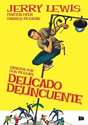 "Der"" Held"" von Brooklyn / The Delicate Delinquent ( ) [ Spanische Import ]"