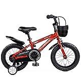 Kinder Fahrrad,Kinderfahrrad, Kinderfahrrad, Schulung Bike for 2-11 Jahre Mädchen & Jungen, 12