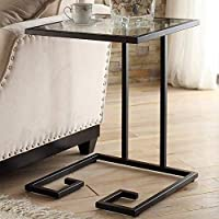 Amazon.it: tavolini vetro - Camera da letto / Arredamento: Casa e cucina