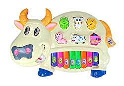 Catterpillar Funny Musical Cow Piano