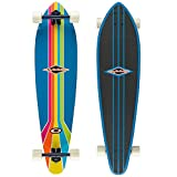 Osprey Seventy Two Longboard Mixte Adulte, Bleu, 40'
