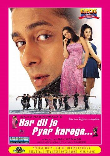Preisvergleich Produktbild Har Dil Jo Pyar Karega... [VHS] [UK Import]