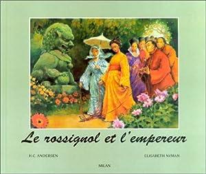 vignette de 'Le rossignol et l'empereur (Hans Christian Andersen)'
