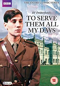 To Serve Them All My Days [DVD] [1980]