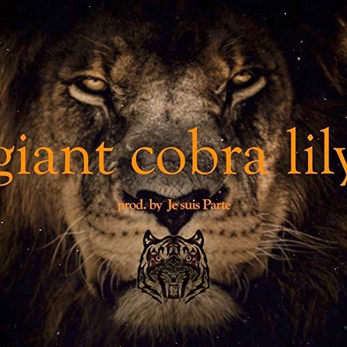 Giant Cobra Lily -